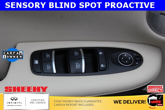 Certified Pre-Owned 2019 INFINITI QX50 SENSORY PROASSIST PROACTIVE